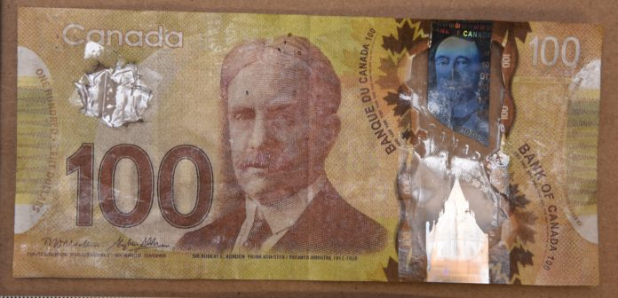 Surge of counterfeit $100 bills reported in Saanich