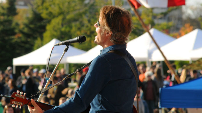 Jim Cuddy plays in Victoria on January 11th